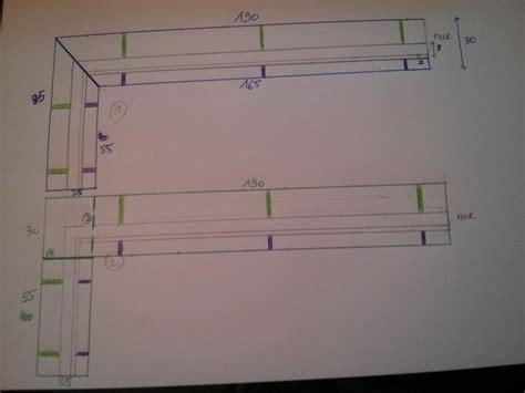largeur d un plan de travail cuisine pose d 39 un plan de travail pour finaliser un bar
