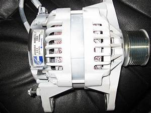 An Example Of A 160 Amp 24si Alternator