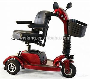 2009 new disassemble foldable mini scooter travel mobility ...