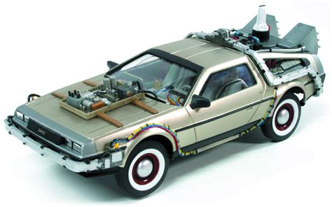 Oct142359  Bttf 3 Time Machine 125 Scale Model Kit
