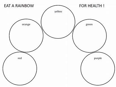 Worksheets Vegetables Cut Fruits Rainbow Fruit Coloring