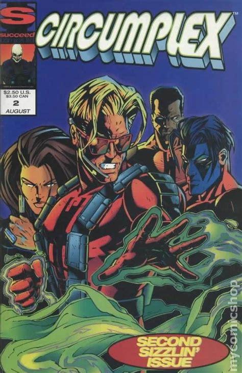 Circumplex (1993) comic books