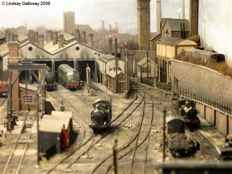 scalefour society model railway layout maindee east engine shed