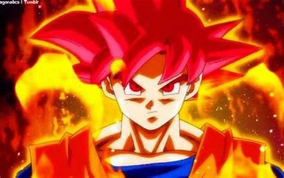 Goku Saiyan God