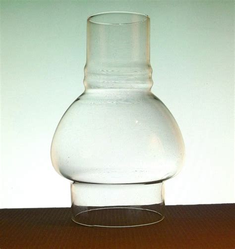 Hurricane Replacement Glass Chimney Lantern Style 6 5 Inch