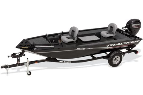 Bass Tracker Boat Specials by Tracker Boats Bass Panfish Boats 2018 Panfish 16