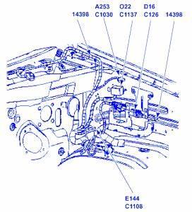 Ford Explorer 2002 Electrical Circuit Wiring Diagram