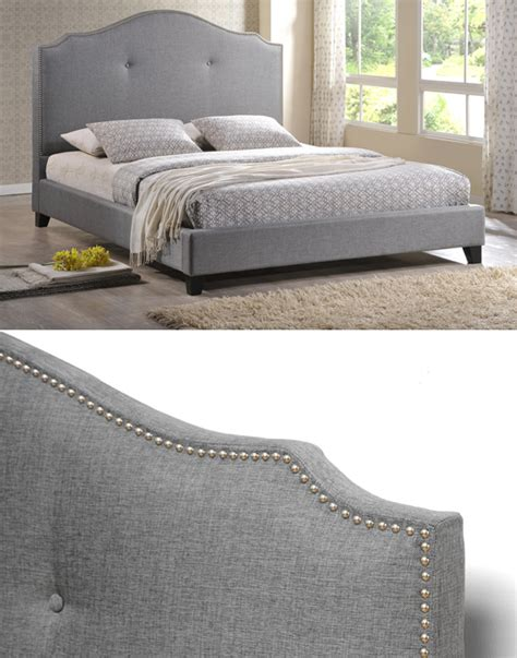 Amazon Upholstered King Headboard by Modern Upholstered Beds