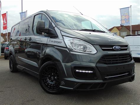 used 2017 ford transit custom m sport ms rt 290 l2