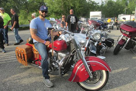 Special Olympics Ri Motorcycle Run Raises Thousands