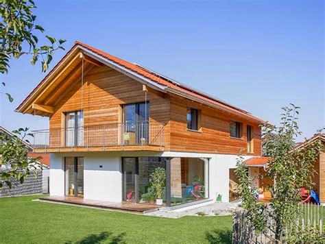 Inneneinrichtung Passivhaus Holzstaenderbauweise by Holzhaus Passivhaus Referenzen Lebensraum Holz