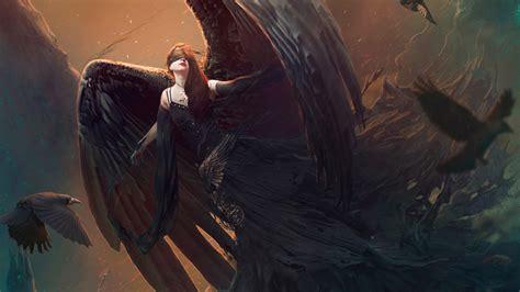 dark angel  wallpapers hd wallpapers id