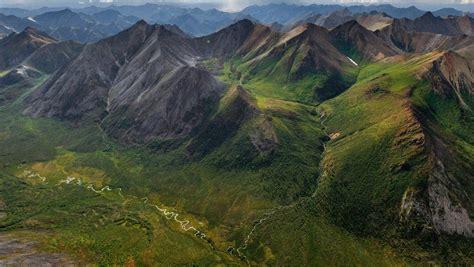 Yukon Watershed Bing Wallpaper Download