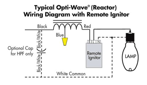 Lamp Ignitor Diagram Find Image