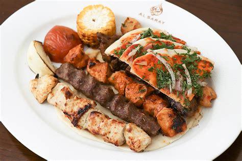 extra mixed grill platter al saray fine lebanese