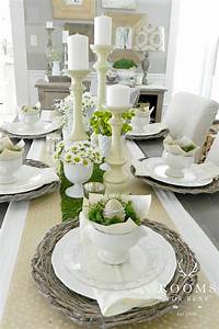 table centerpiece ideas 25 Easter Table Decorations - Centerpieces for Easter