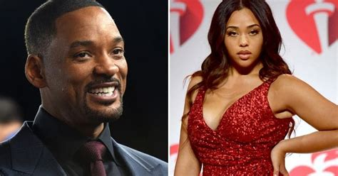 Will Smith's fatherly advice to Jordyn Woods at the Red ...