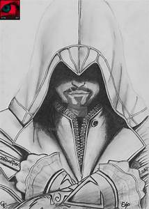 Ezio Auditore-Assassin's Creed Brotherhood by theProix87 ...