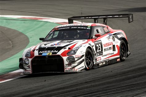 nissan nismo race car michael caruso to run traditional nissan racing number in