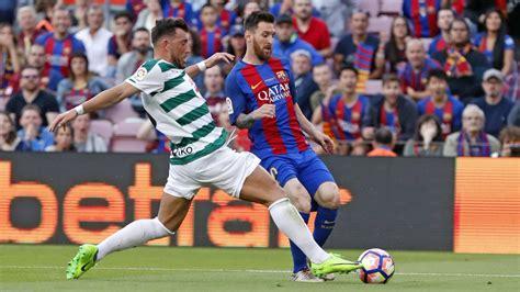 Melhores momentos de Barcelona x Eibar - YouTube
