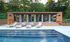Connecticut, Pool, House