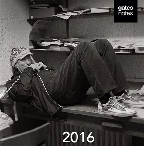 Bill Gates has perfectly recreated this 1973 high school ...