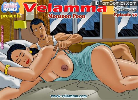 Velamma 55 Monsoon Poon Comic Hd Porn Comics