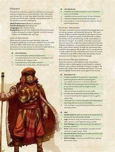 5e backgrounds chart 5e players handbook preview talking nerdy