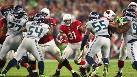 cardinals  seahawks az  exploit seattle rush defense
