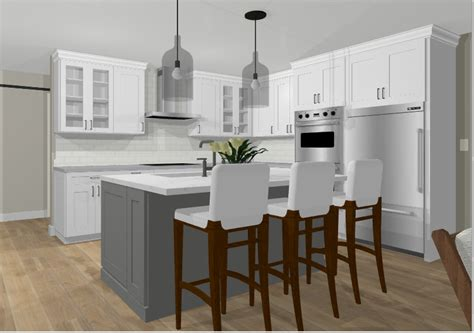 3d kitchen design featured kitchen remodeling project 2 mk remodeling and 1085