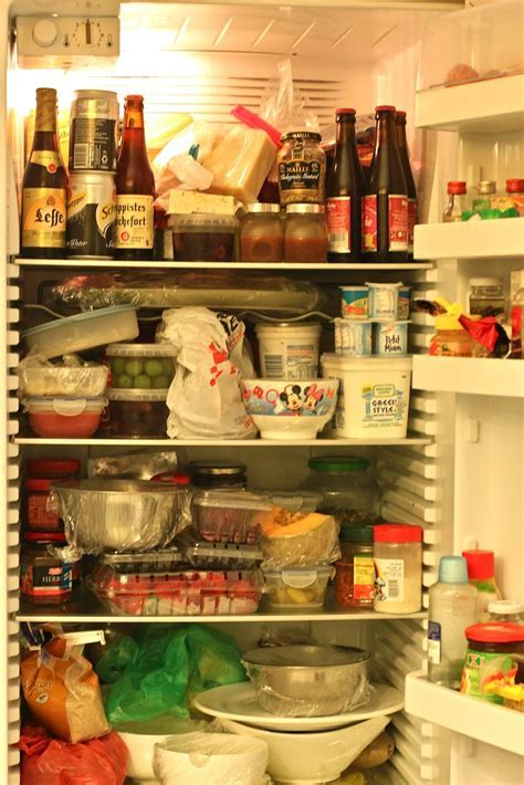 How to organise a fridge ? eight tips for a more efficient