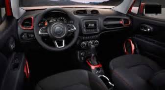 2017 jeep renegade review interior price specs release