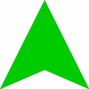 Green Arrow Icon Up - ClipArt Best