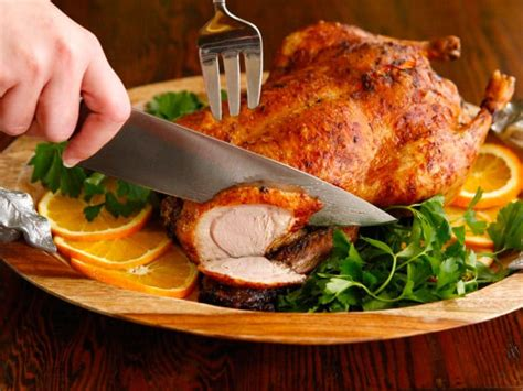 duck food roast duck with rum vintage holiday recipe
