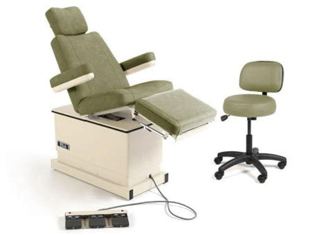 used hill labs podiatry chair ha90p chair for sale