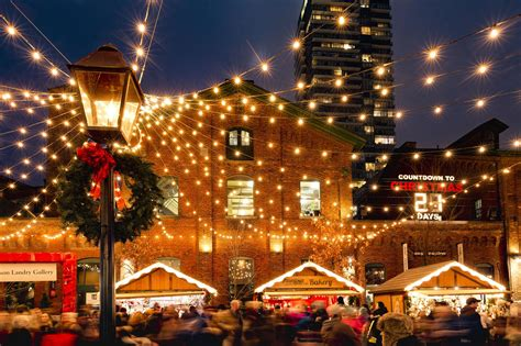 torontos  spectacular holiday markets