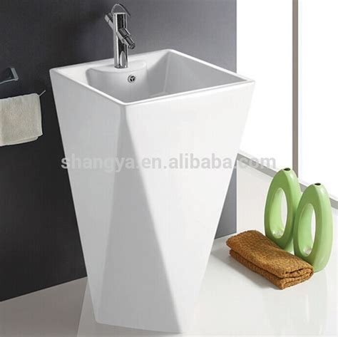 free standing bathroom sink free standing pedestal sink befon for