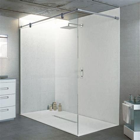 large statement walk  shower   created