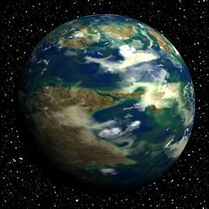 A Planet Just Like Earth - Pics about space