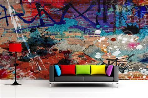 graffiti wallpaper  room wallpapersafari