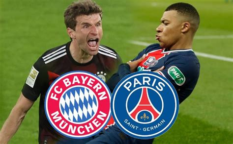 Bayern Múnich vs PSG EN VIVO. Champions League HOY