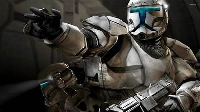 Coruscant Republic Wars Star Commando Resolution