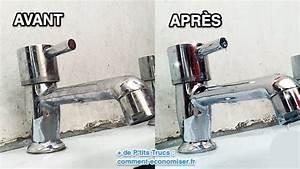 Enlever Calcaire Robinet : 3 astuces qui marchent pour d tartrer les robinets sans ~ Melissatoandfro.com Idées de Décoration