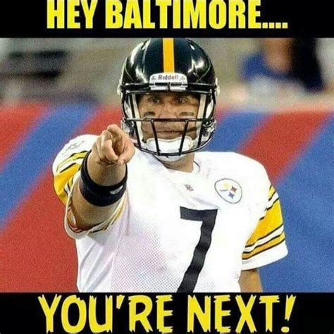 Steelers Vs Ravens Meme - 1000 images about baltimore ravens hate on pinterest instagram troy and super bowl rings