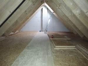 Osb Platten Größe : dachboden mit osb platten bautagebuch ~ Michelbontemps.com Haus und Dekorationen