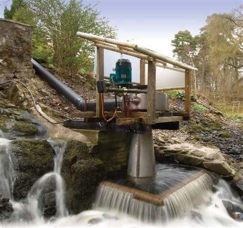 МикроГЭС – электроэнергия от водного протока часть первая