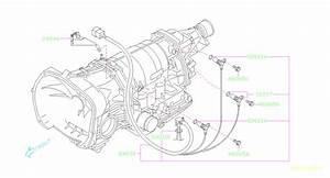 Subaru Forester Transmission Diagram