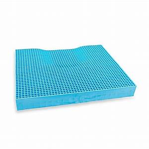 Buy wondergel doublegel ultra seat cushion from bed bath for Bed bath beyond gel seat cushion