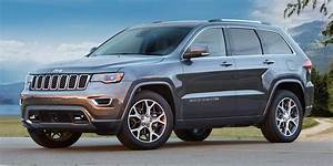 Jeep Cherokee 2018 : 2018 jeep grand cherokee vehicles on display chicago auto show ~ Medecine-chirurgie-esthetiques.com Avis de Voitures