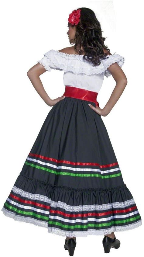17 Best ideas about Mexican Costume on Pinterest | Beautiful mexican women Mexican dresses and ...